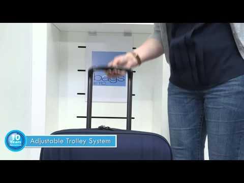 IT Luggage Frameless