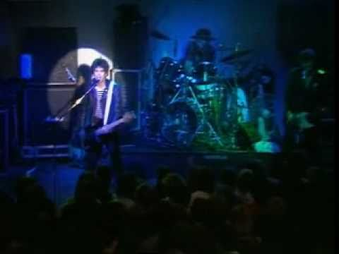 Stranglers Rock Goes to College Ugly Live 1978