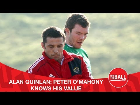 OTB AM: Alan Quinlan on Peter O'Mahony's Munster departure