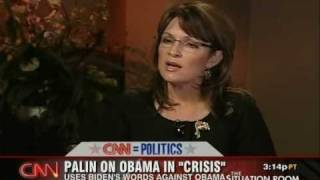 Palin: Does She Want to Run in 2012? PLUS Gives a Half Hazard Apology to Half of America