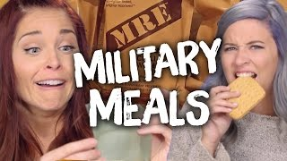 Video Eating MREs - Ready to Eat Meals! (Cheat Day) download MP3, 3GP, MP4, WEBM, AVI, FLV Januari 2018