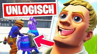 6 UNLOGISCHE DINGE in FORTNITE!