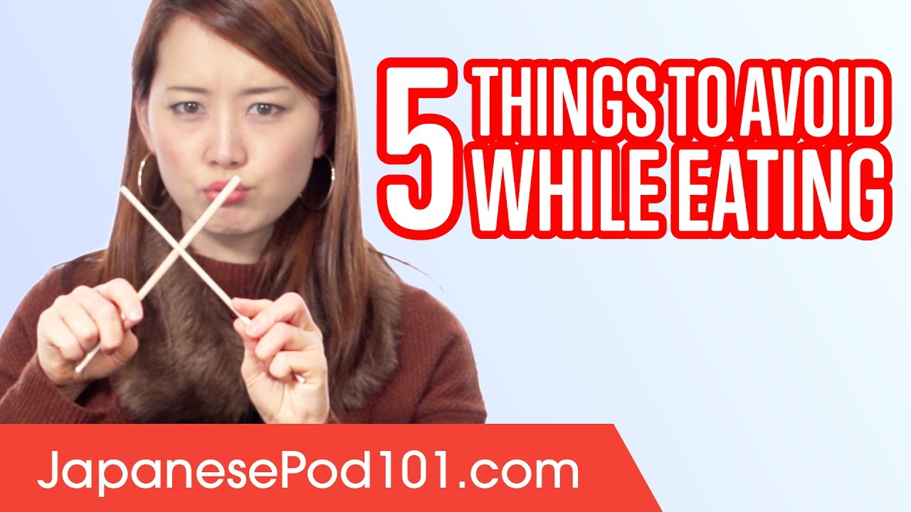 How to Eat in Japan: 5 Mistakes to Avoid!