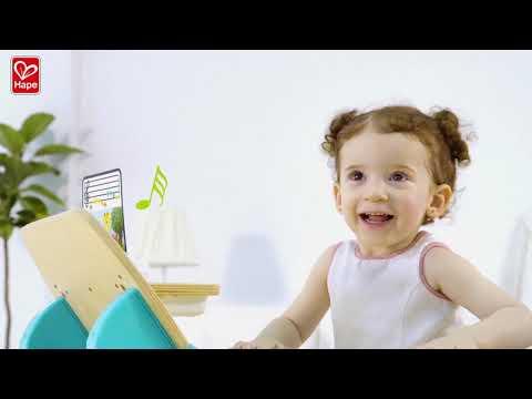 #HAPETOYS #BABYEINSTEIN MAGIC TOUCH PIANO
