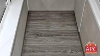 Жөндеу лоджиялар Ө-44 сапожок орната отырып, кіріктірілген шкаф