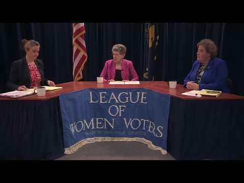 CCTV / LWV Forum  - Salem Municipal Court Judge