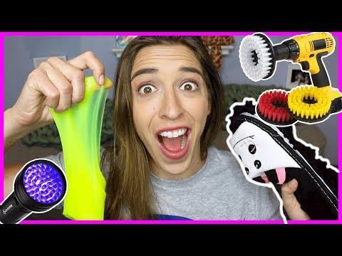 Testing Weird Cleaning Products
