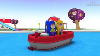 Trains for kids   Choo Choo Train   Kids Videos for Kids   Trains   Toy Factory   Cartoon Train