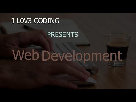 Web Development-Using HTML(Part 1).Introducing CSS