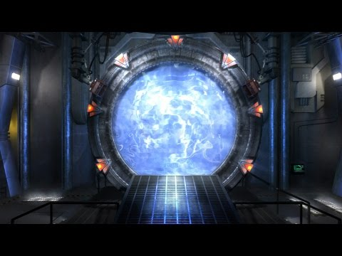 ✅How to (Travel Through Spacetime) Open a Stargate Portal.