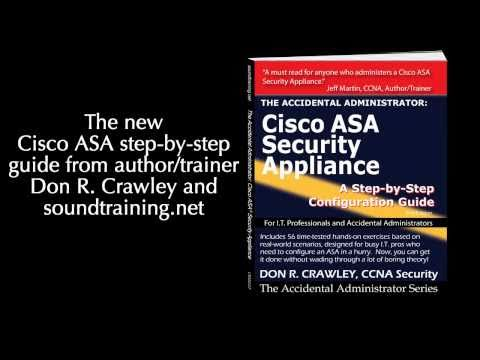 The Accidental Administrator:  Cisco ASA Security Appliance book trailer