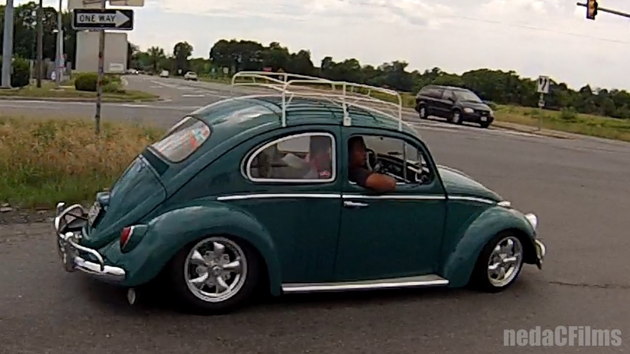 vw bugs r cool (vintage volkswagen beetles & baja bugs) - youtube