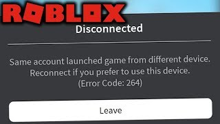 this SCARY roblox bug is KICKING PEOPLE FROM GAMES