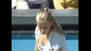 Jelena Dokic vs Arantxa Sanchez-Vicario - Tokyo 2001 (2)