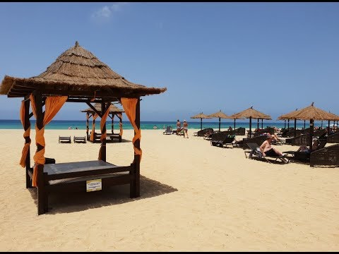 Cape Verde 4K - SAL (Sol Dunas Resort & Spa, 4.-11.9.2018)