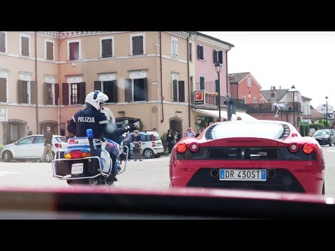 This Ferrari Got Kicked Off The Mille Miglia