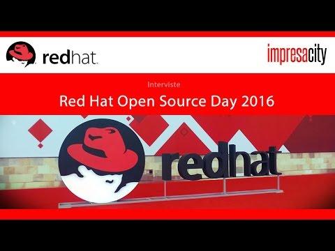 Red Hat Open Source Day 2016 | Le giornate di Milano e Roma