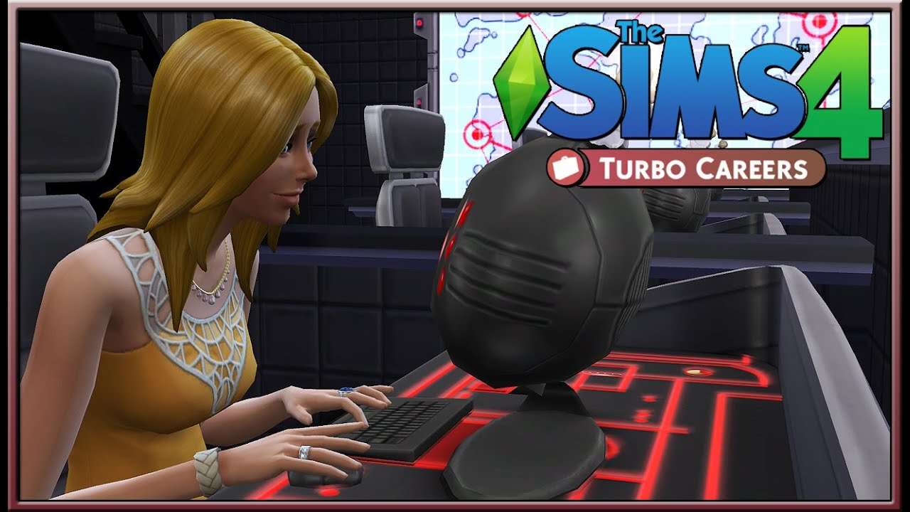 Image result for sims 4 turbo careers mod