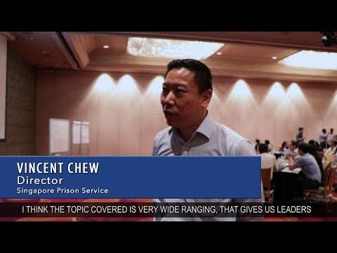 The Serving Leader Seminar (Singapore) - Singapore Prison Service