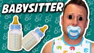 RICK'S BABYSITTER! - Cliffhanger #14