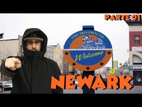 NEWARK NEW JERSEY!! ASSESSORIA GRÁTIS  ESTÉ video VAI AJUDAR VOCÊ parte 1