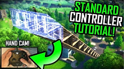 6 Layer Ramp Rush | Console Tutorial (Fortnite Battle Royale) w/ Hand Cam!