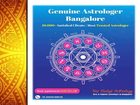 Astrologer in Bangalore #BestAstrologerBangalore #AstrologyBangalore #Bangalore #Astrology