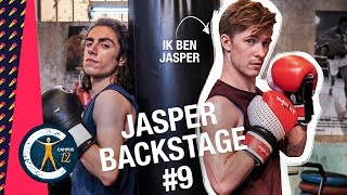 Campus 12: Jasper Backstage #9