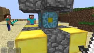 how to use nether reactor core on minecraft pocket edition
