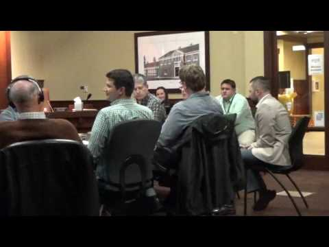 Indoor Storage, Joint work session Council & Planning Commission