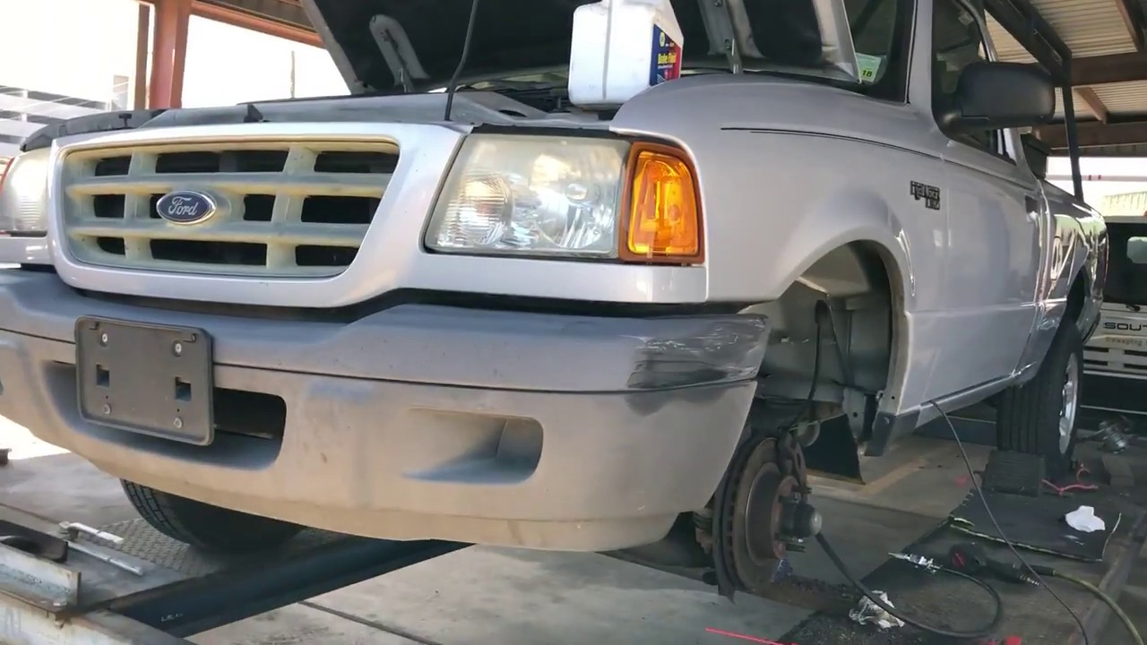 ford ranger clutch bleeding simple fix  [ 1280 x 720 Pixel ]