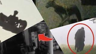 9 unheimliche Wesen dİe auf Kamera festgehalten wurden