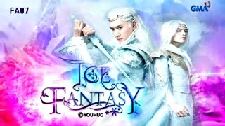Download Mp3 Ice Fantasy❤️ Gma-7 Opening Theme Song -shouldn't Be不該 Jay Chou周杰倫x Amei  Mv Wit