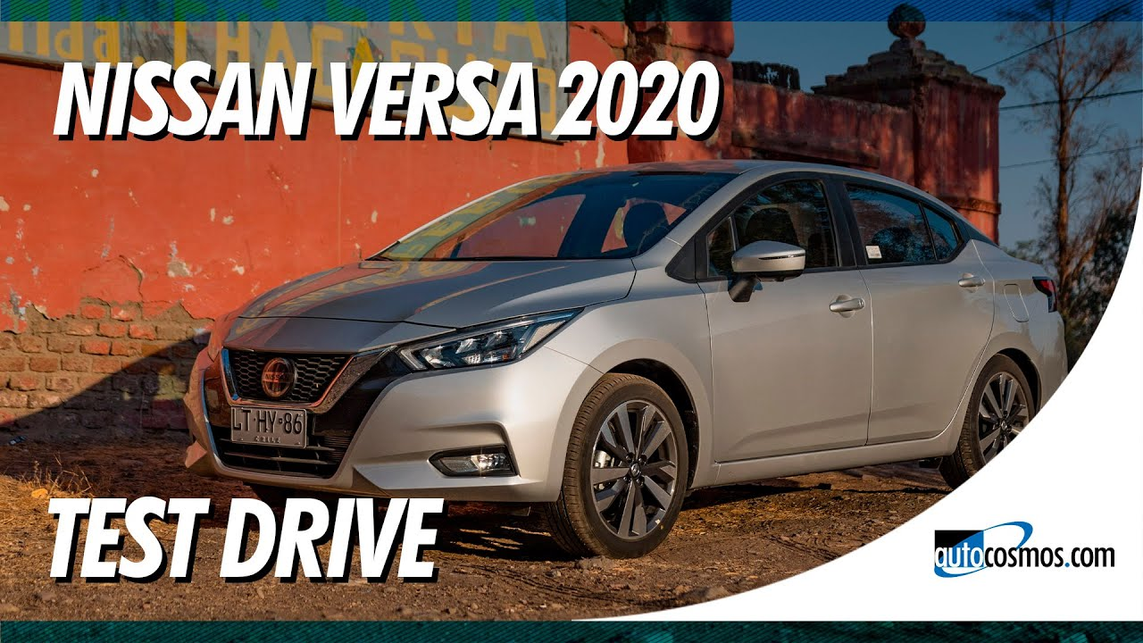 Nissan Versa 2020 Cambio De Paradigma Youtube