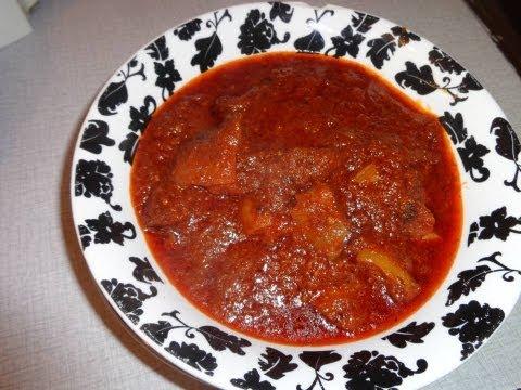 How To Prepare Waakye Stew