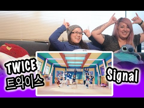 Thumbnail: [KPOP REACTION] TWICE 트와이스 -- SIGNAL