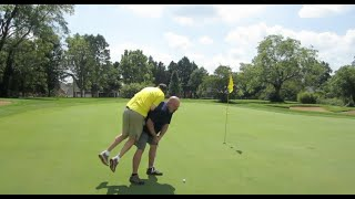 Full Contact Golf Day