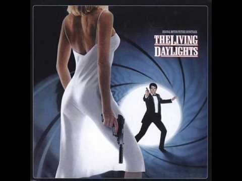 James Bond - The Living Daylights soundtrack FULL ALBUM