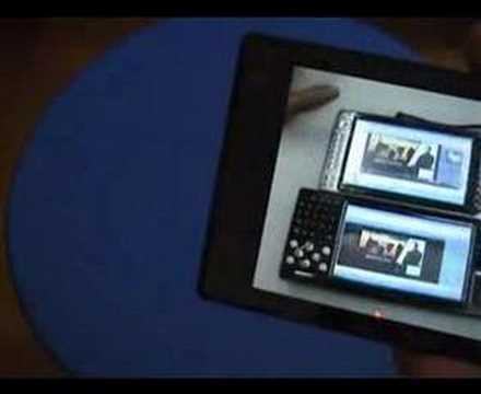 HTC Touch Diamond Unboxing