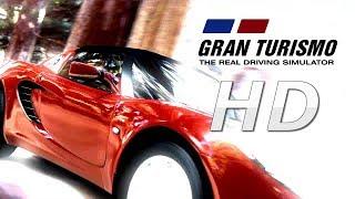 幻のグランツーリスモ「GTHD」の美し過ぎるグラフィック