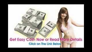 How to get a 1000 Dollar Loan | If you need cash now. We can help you get money fast today