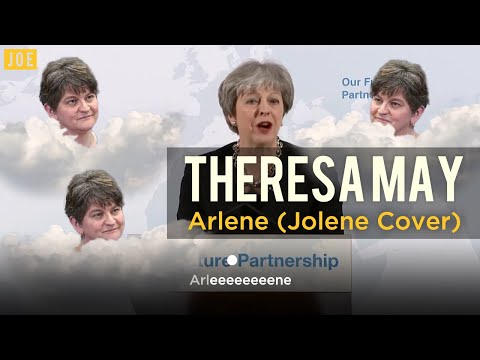 Theresa May - Arlene (Jolene cover)