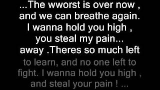 evanescence-Broken ( lyrics )
