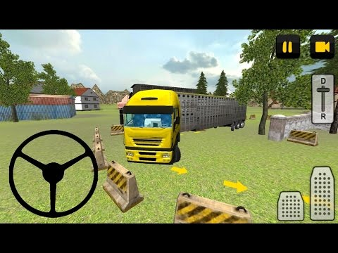 Farm Truck 3D: Cattle - Android Gameplay HD