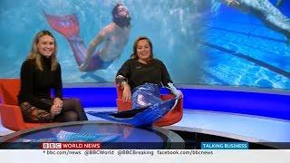 The benefits of mermaiding - Monofin swimming - 8.10.2019