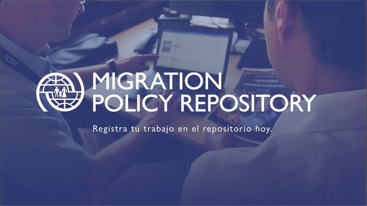 Introducing the Migration Policy Repository (SP)