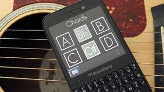GuitarTools for BlackBerry 10