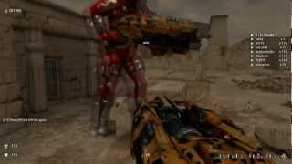 Serious Sam 3 Walkthrough Part 9 Multiplayer Classic CO - OP ( The Power of The Underworld )