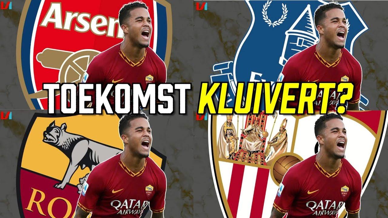 Toekomst Justin Kluivert: Swingen bij Sevilla, Blijven Bij Roma Of Toch Naar Arsenal?