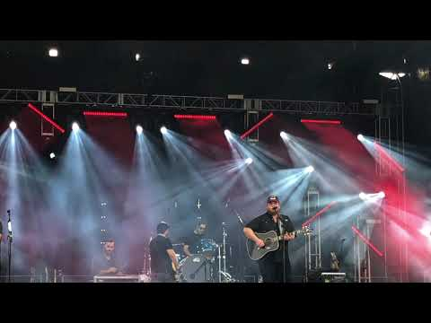 Luke Combs - She Got The Best of Me - Live Innings Music Festival - Tempe Arizona - March 25,2018